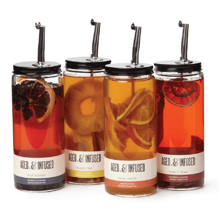 Aged & Infused Alcohol Infusion Kits