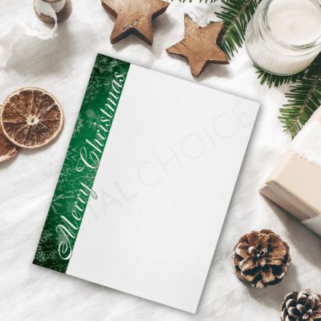Classic Christmas Christmas Letterhead