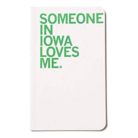 Someone Loves Me IA Notebook